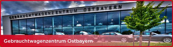 360° Panorama-Tour Gebrauchtwagenzentrum Ostbayern