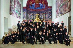 Chorkonzert mit Lichtinstallation @ Stadtpfarrkirche St. Anton | Regensburg | Bayern | Deutschland