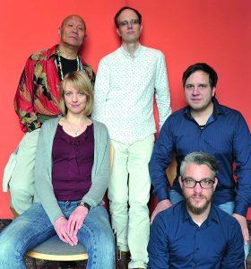 KAMA QUARTET feat. Nippy Noya – A  Tribute to John Coltrane @ Jazzclub im Leeren Beutel | Regensburg | Bayern | Deutschland