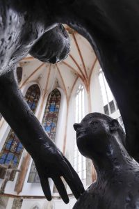 """Ausstellung """"Körper"""" von Lois Anvidalfarei @ Minoritenkirche im Historischen Museum"""