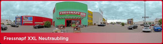 360° Panorama-Tour Fressnapf XXL Neutraubling