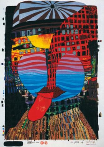 Hundertwasser - Ein Sommer der Magischen Farben in Amberg @ Amberger Congress Centrum | Amberg | Bayern | Deutschland